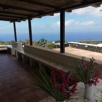 Pantelleria Dammuso 3 stanze matrimoniali con splendida vista mare