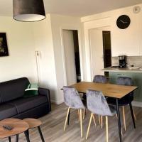 Le Vintage, T2, parking et wifi, hôtel à Thonon-les-Bains