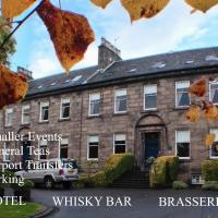 Ashtree House Hotel, Glasgow Airport & Paisley, hotel in Paisley