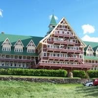 Prince of Wales Hotel, hotel em Waterton Park