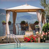 Agriturismo Fonte Vinaglia, hotel a Castiglion Fiorentino
