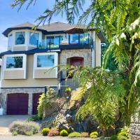 Eagle Rock Bed and Breakfast, hotel em Chemainus