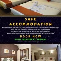 Hotel Westree KL Sentral, מלון בקואלה לומפור