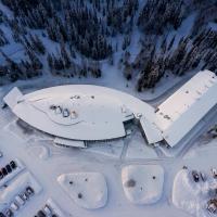 Lapland Hotels Luostotunturi & Amethyst Spa, hôtel à Luosto