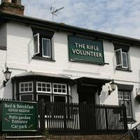 The Rifle Volunteer, hotel in Ware