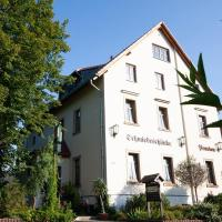 Pension Schmiedeschänke, Hotel in der Nähe vom Flughafen Dresden - DRS, Dresden