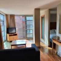 Luxury city centre Apartment with Smart TV and Netflix, Ice House, next to Capital FM arena Nottingham