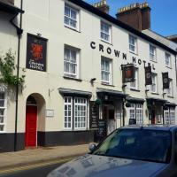 Crown Hotel, hotel in Pwllheli