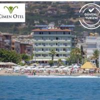 Cimen Hotel, отель в городе Аланья