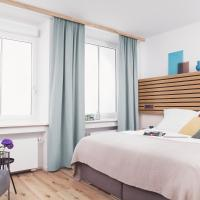 ZÄHLWERK Apartments, отель в городе Пфаффенхофен-ан-дер-Ильм