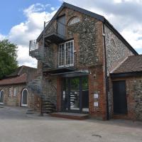 The Mill, viešbutis mieste Tetfordas