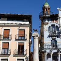 Apartamentos Plaza del Torico Teruel