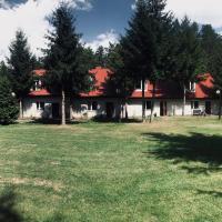 Leśna Chata – hotel w Olsztynku