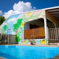 Holiday Home Soleil de Gwada, hôtel à Sainte-Anne