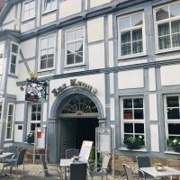 Hotel zur Krone, hotel in Hameln