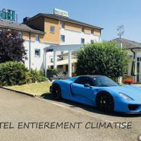 Brit Hotel Le Cottage Le Mans Sud, hotel in Arnage