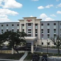 Hampton Inn By Hilton Bulverde Texas Hill Country, hotel in Bulverde