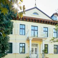 Villa Ludwig 1826, отель в городе Вахенхайм-ан-дер-Вайнштрасе