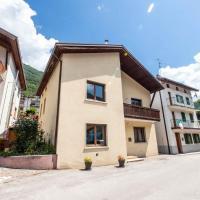 Olga's house in the Dolomites