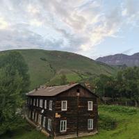 Згид Хостел, отель в городе Verkhniy Zgid