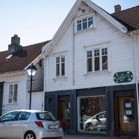 Idylliske Skudeneshavn