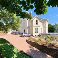 Torbay Rise - With pool, hot tub, sauna, gym, games and cinema room; sea views