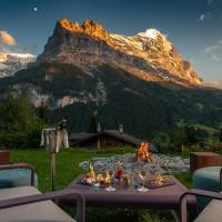 Sunstar Hotel & SPA Grindelwald, hotel in Grindelwald