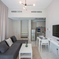 Newly Furnished Studio, 5 mins to Expo Site, hotel near Al Maktoum International Airport - DWC, Dubai