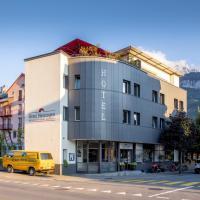 Hotel Meiringen, hotel di Meiringen