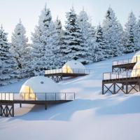 Iivaara Wilderness Lodge, hotel in Kuusamo