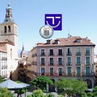 Hotel Infanta Isabel, hotel in Segovia