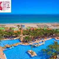 Playacapricho Hotel, hotel en Roquetas de Mar