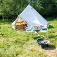 Duo Bell Tent Glamping Experience