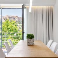 NS PLACE Modern Apartment Acropolis view
