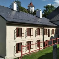 Měšťanský dům - kulturní památka Mlýnská 119, hotel v Jindřichově Hradci