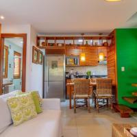 PF04 Maravilhoso Quarto e Sala Duplex - Vila de Praia do Forte