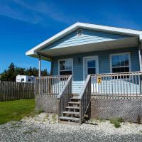 Peck's Housekeeping Cottages, hotel em Louisbourg