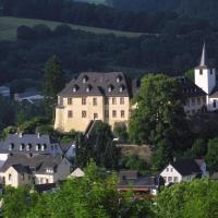 Schloßhotel Kurfürstliches Amtshaus Dauner Burg