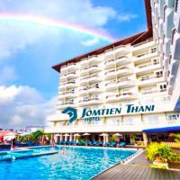 Jomtien Thani Hotel, hotel in Jomtien Beach