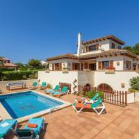 Xoric Villa, Calan Bosch, hotel en Son Xoriguer