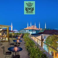 Tan Hotel - Special Category, hótel í Istanbúl