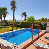 Villa Carioca - with private pool, marvelous garden and amazing ocean view