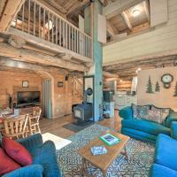 Private Moyie Riverfront Cabin Pets Welcome!, hotel in Bonners Ferry