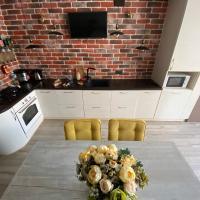 Просторная квартира с большой кухней