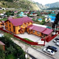 Чемальское подворье, отель в Чемале