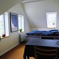 Luftrummet - Bed & Kitchen
