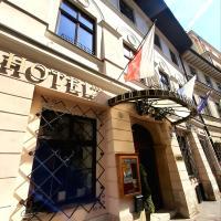 Hotel Wit Stwosz, hotel in Krakow