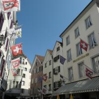 Hotel Franziskaner, hotel in Chur