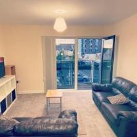 Immaculate 2-Bed Apartment in Manchester