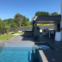 CHAMBRE ARGENTINE, hotel cerca de Aeropuerto de Pau Pyrénées - PUF, Serres-Castet